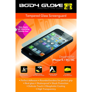 Body Glove Tempered Glass Screen Guard for iPhone 5/5s/SE