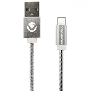 Volkano Metal Type C Cable