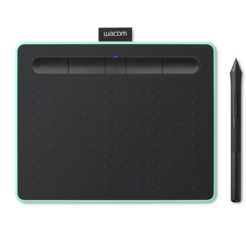 Wacom Intuos S with Bluetooth (Pistachio Green) - New
