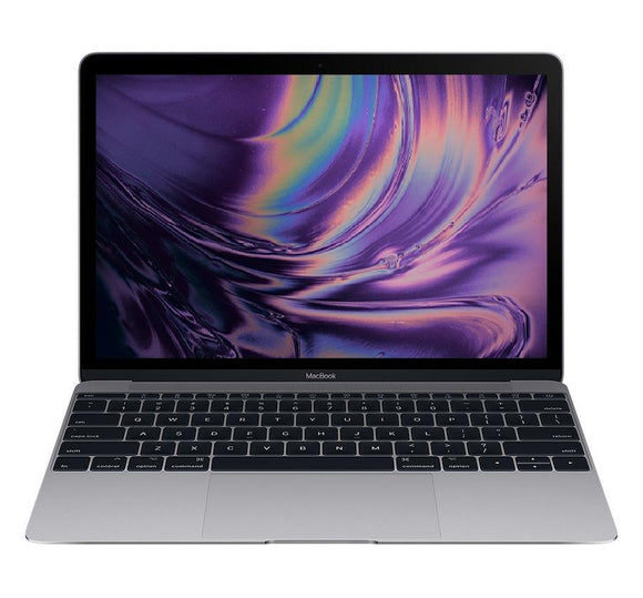 Apple MacBook 12-inch 1.2GHz Dual-Core M (Retina, 8GB RAM, 512GB, Space Gray) - Pre Owned - Mac Shack