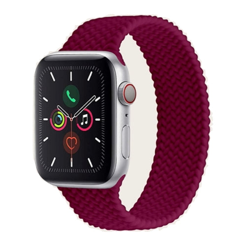 Apple Watch Strap 38/40mm - Braided - Red