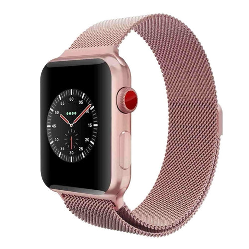 Apple Watch Strap 42/44mm - Mesh Loop - Pink