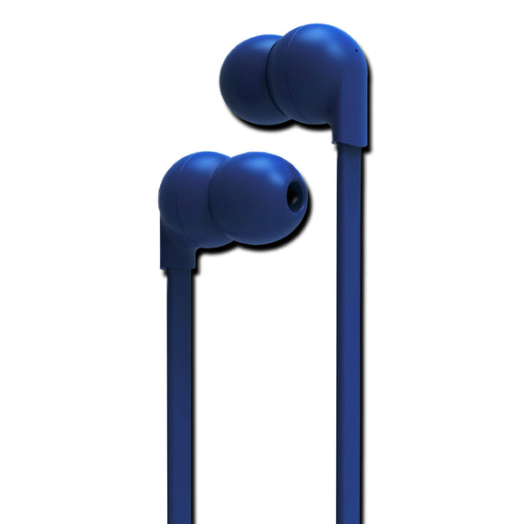 Body Glove Pop In Ear Headphones - Blue