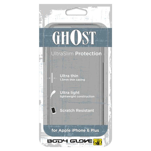 Body Glove Ghost Clear Shell Case For Apple iPhone 6/6s Plus