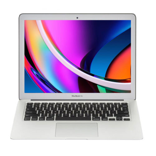 Apple MacBook Air 13-inch 1.8GHz Dual-Core i5 (8GB RAM, 128GB, Silver) - Pre owned