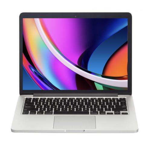 Apple MacBook Pro 13-inch 2.5GHz Dual-Core i5 (Retina, 8GB RAM, 128GB SSD, Silver) - Pre Owned