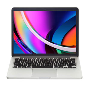 Apple MacBook Pro 13-inch 2.4GHz Dual-Core i5 (Retina, 8GB RAM, 256GB, Silver) - Pre Owned - Mac Shack