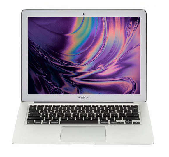 Template 2017.2 - Apple MacBook Air 13-inch 1.8GHz Dual-Core i5 (8GB RAM, 256GB SSD, Silver) - Pre Owned - Mac Shack