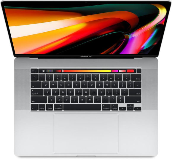 2019 Apple MacBook Pro 16-inch 2.6GHz 6-Core i7 (Touch Bar, 16GB RAM, 512GB, Silver) - New Open Box