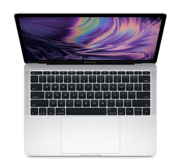 Apple MacBook Pro 13-inch 2.3GHz Dual-Core i5 (Non Touch Bar, 8GB RAM, 128GB, Silver) - Pre Owned