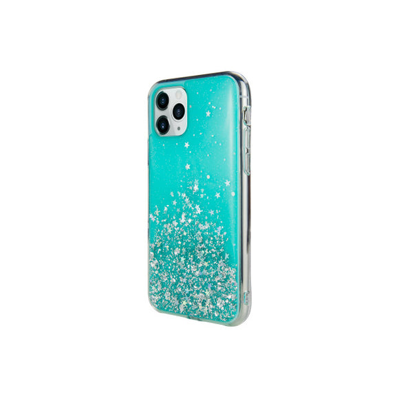SwitchEasy Starfield Cover for iPhone 11 Pro - Transparent Blue