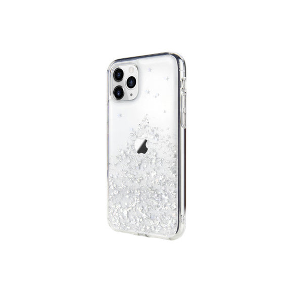 SwitchEasy Starfield Cover for iPhone 11 Pro - Transparent