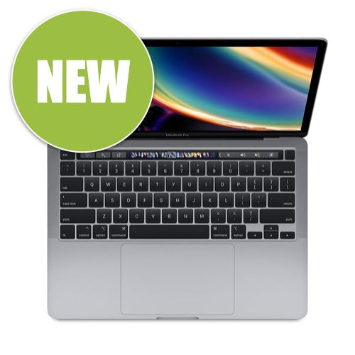 2020 Apple MacBook Pro 13-inch 1.4GHz Quad-Core i5 (Touch Bar, 8GB RAM, 512GB, Space Gray) - New
