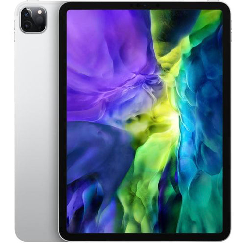 2020 12.9-inch Apple iPad Pro 4th Gen (256GB, Wifi, Silver) - New