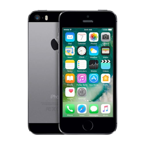 Apple iPhone 5S (16GB, Space Gray) - Refurbished
