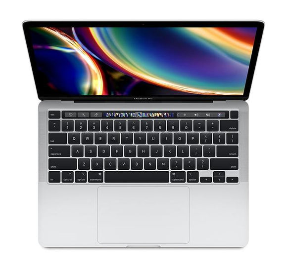 2020 Apple MacBook Pro 13-inch 2.0GHz Quad-Core i5 (Touch Bar, 16GB RAM, 1TB, Silver) - New