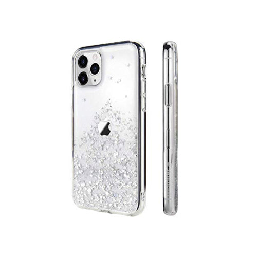 SwitchEasy Starfield Cover for iPhone 11 Pro Max - Transparent