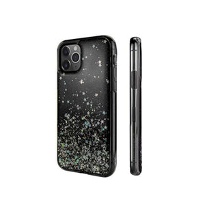 SwitchEasy Starfield Cover for iPhone 11 Pro Max - Transparent Black