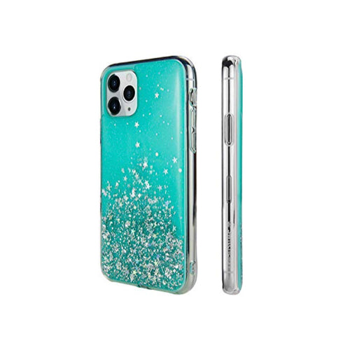 SwitchEasy Starfield Cover for iPhone 11 Pro Max - Transparent Blue