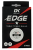 DK Edge 40+ 1 Star Table Tennis Balls 6 Pack - DKSportsgoods