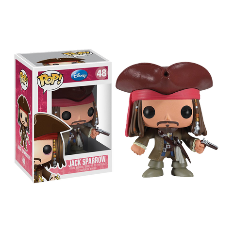POP! Vinyl: Disney: Jack Sparrow