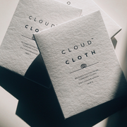 CloudCloth® Organic Reusable Facial Cleansing Wipes