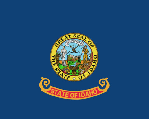 "Integrity Flags Idaho State Flag 36"" x 60"" (33531)"