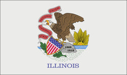 "Integrity Flags Illinois State Flag 36"" x 60"" (33532)"