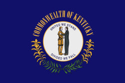 "Integrity Flags Kentucky State Flag 36"" x 60"" (33536)"