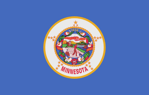 "Integrity Flags Minnesota State Flag 36"" x 60"" (33542)"