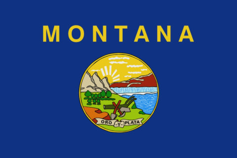 "Integrity Flags Montana State Flag 36"" x 60"" (33545)"