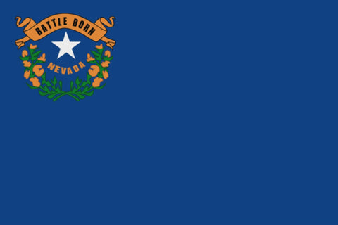 "Integrity Flags Nevada State Flag 36"" x 60"" (33547)"