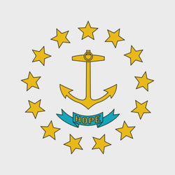 "Integrity Flags Rhode Island State Flag 36"" x 60"" (33558)"