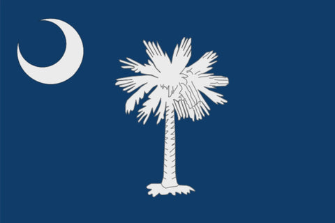 "Integrity Flags South Carolina State Flag 36"" x 60"" (33559)"