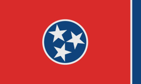 "Integrity Flags Tennessee State Flag 36"" x 60"" (33561)"