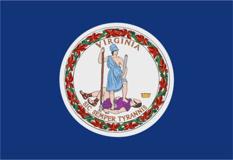 "Integrity Flags Virginia State Flag 36"" x 60"" (33565)"