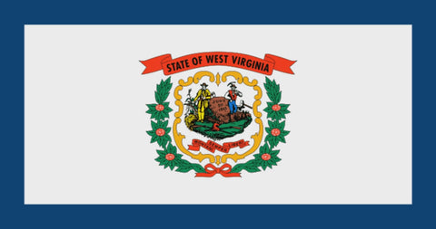 "Integrity Flags West Virginia State Flag 36"" x 60"" (33567)"