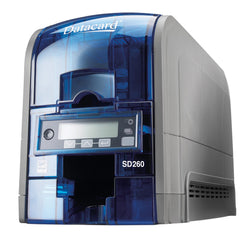 SICURIX Datacard SD260 ID Printer Single Sided Manual Feed BLUE (535500 001)