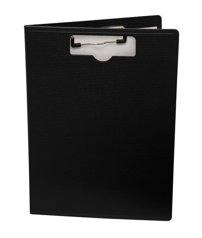 Mobile Ops Portfolio Clipboard Vertical BLACK (61634)
