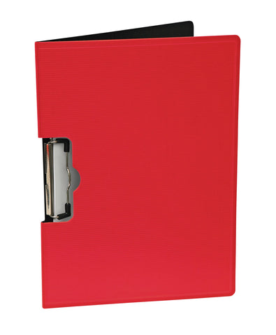 Mobile Ops Portfolio Clipboard Horizontal RED (61642)