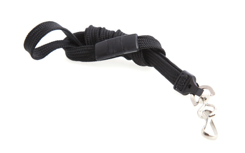 SICURIX Lanyard BLACK J Hook 12 Pack (65514)