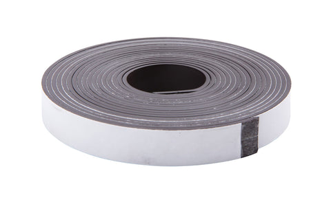"Zeüs Magnetic Tape 10' x 1/2"" WHITE (66010)"