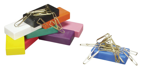 Zeüs Rectangular Magnet ASSORTED Colors (66350)