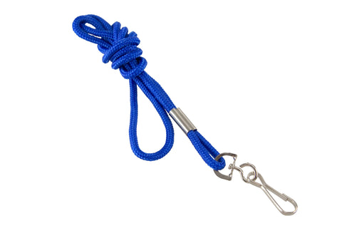 SICURIX Standard Lanyard Hook Rope Style BLUE (68903)