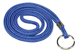 SICURIX Standard Lanyard Ring Rope Style BLUE (69303)