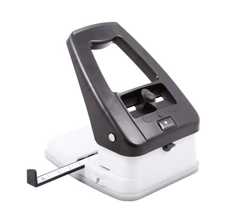 SICURIX 3 in 1 ID Card Punch BLACK (80200)
