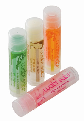 Baumgartens Wabi Sabi Lip Balm ASSORTED Colors (96800)