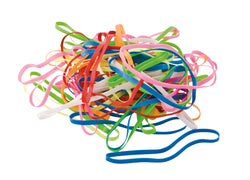 "CONSERVE PlastiBands 2 1/8"" 200 Pack ASSORTED Colors (SF-5000)"