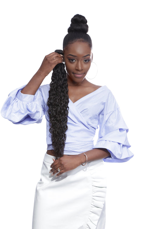 Mèches Naturals Waves 26
