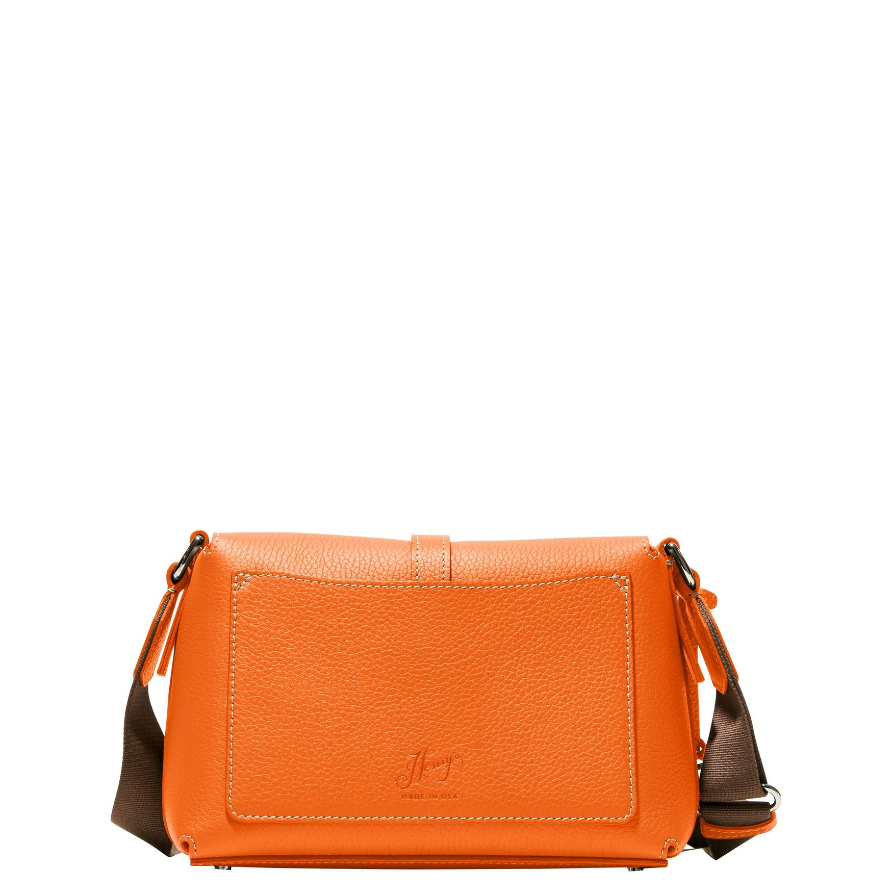 North South Foldover Crossbody